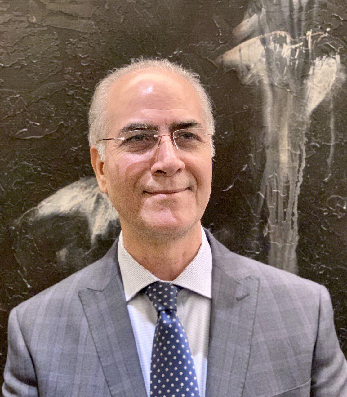 Ahmadreza Zamani, Registered Psychotherapist